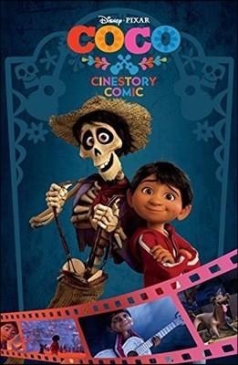 디즈니 픽사 시네스토리 코믹 : 코코 Disney Pixar Coco Cinestory Comic