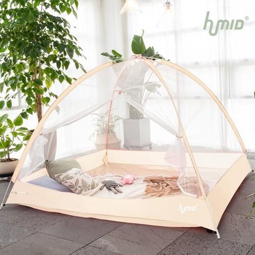 휴미드 KC인증 원터치 모기장텐트 야외용 캠핑용 모기장