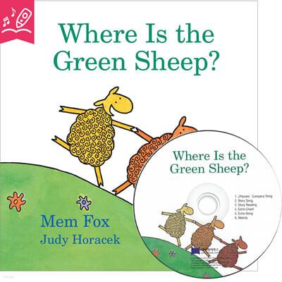 [노부영 세이펜] Where Is the Green Sheep?