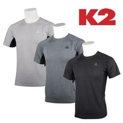 [K2]케이투 스타터 반팔 라운드 티셔츠_KMM17204