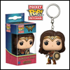 Funko - (펀코)Funko Pop! Keychain: Dc Wonder Woman Movie - Wonde