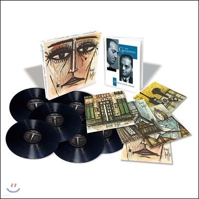 Ella Fitzgerald (엘라 피츠제럴드) - Sings The George And Ira Gershwin Song Books (거슈윈 송북) [Complete Deluxe 6LP Set]
