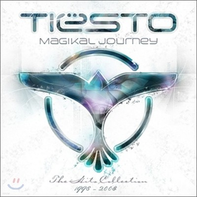 DJ Tiesto - Magikal Journey: The Hits Collection 1998-2008