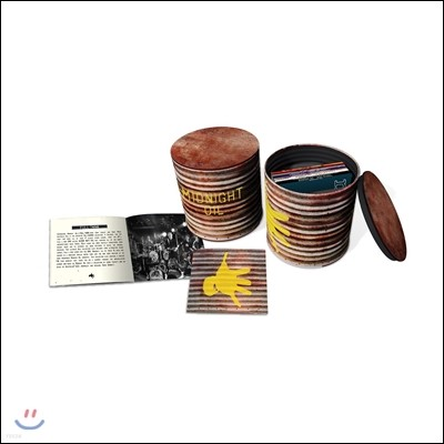 Midnight Oil (미드나잇 오일) - The Full Tank: The Complete Album Collection