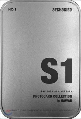 젝스키스 (Sechskies) - Sechskies 20th Anniversary Photocard Collection in Hawaii