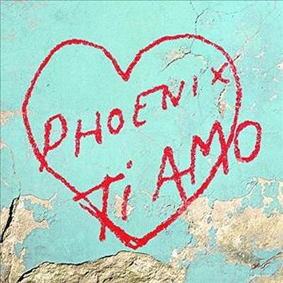 Phoenix - Ti Amo (Digipack)