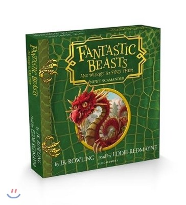 Fantastic Beasts & Where to Find Them : Audio CD