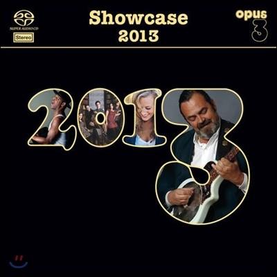 Showcase 2013 (쇼케이스 2013: 오퍼스3 샘플러)