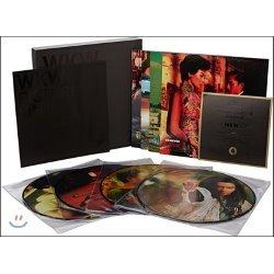 왕가위 영화음악 모음집 LP