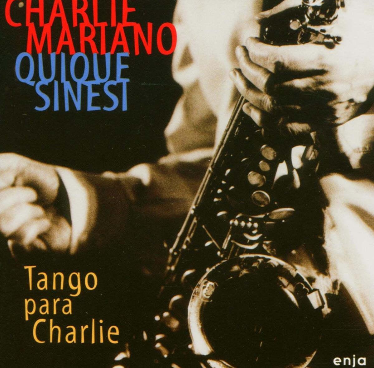 Charlie Mariano (찰리 마리아노) - Tango Para Charlie