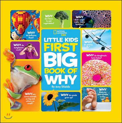 National Geographic Little Kids : First Big Book of Why