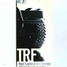 TRF - Hey! Ladies & Gentlemen (일본수입/single/avdd20134)