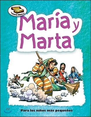 Mar-A Y Marta (Mary and Martha)