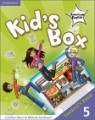 Kid's Box American English Level 5 : Student's Book