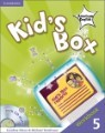 Kid's Box American English Level 5 : Workbook