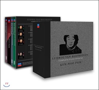 백건우 - 베토벤: 32 피아노 소나타 전곡집 (Beethoven: Complete Piano Sonatas) Kun-Woo Paik
