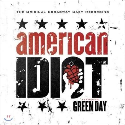 뮤지컬 아메리칸 이디엇 오리지널 브로드웨이 캐스트 레코딩 (American Idiot Musical OST - feat. Green Day 그린 데이) [2LP]
