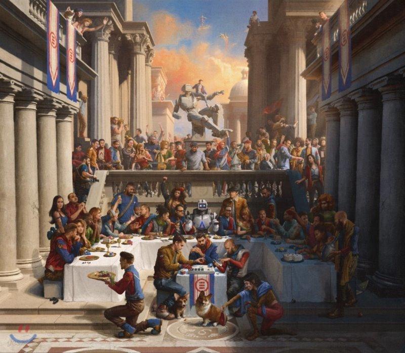 Logic (로직) - Everybody