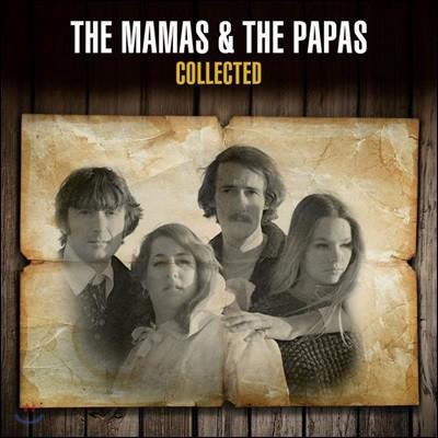 The Mamas & The Papas - Collected 마마스 앤 파파스 베스트 앨범 [블랙 디스크 2 LP]