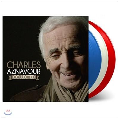 Charles Aznavour (샤를 아즈나부르) - Collected [컬러 3 LP]