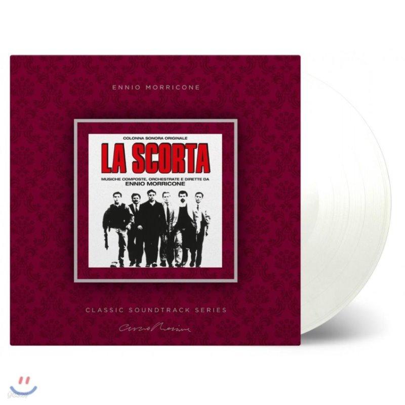 에스코트 영화음악 (La Scorta OST by Ennio Morricone 엔니오 모리꼬네) [투명 컬러 LP]