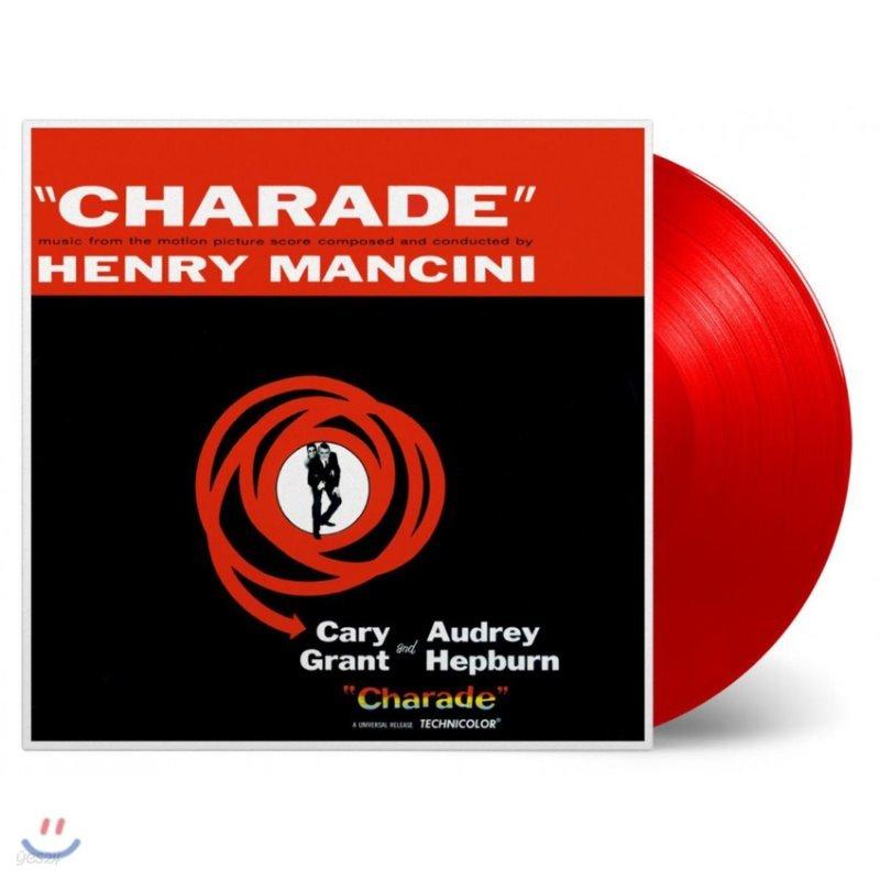 샤레이드 영화음악 (Charade OST by Henry Mancini 헨리 맥시니) [레드 컬러 LP]
