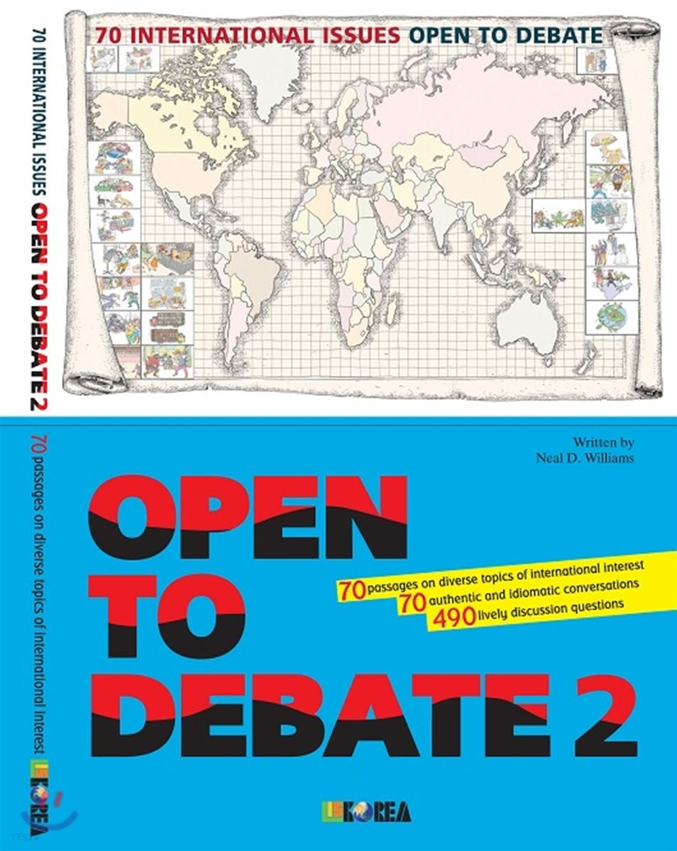 Open to Debate 2