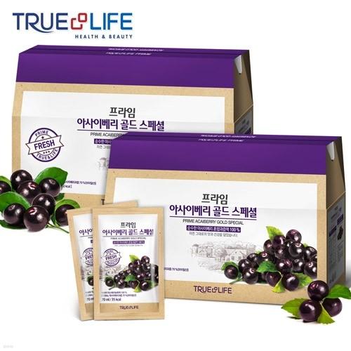 [TNL] 티앤엘 아사이베리 골드 1박스 30포 × 2박스 (60포)