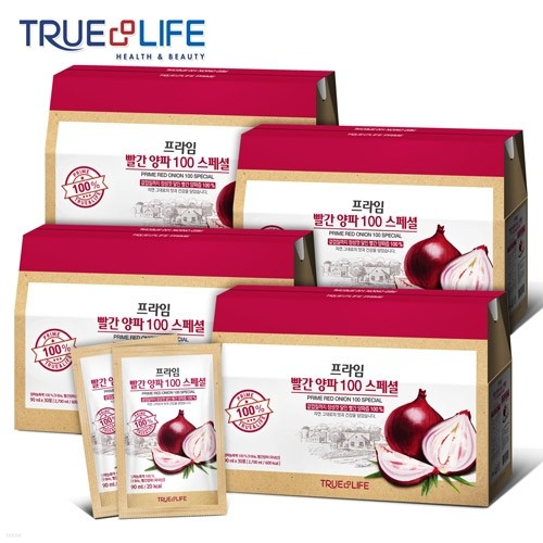 [TNL] 티앤엘 빨간양파100 1박스 30포 3+1 (120포)