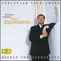 Christian Thielemann 슈트라우스: 알프스 교향곡 - 빈 필하모닉, 크리스티안 틸레만 (R. Strauss: Eine Alpensinfonie) [LP]