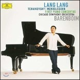 Lang Lang 차이코프스키 / 멘델스존: 피아노 협주곡 1번