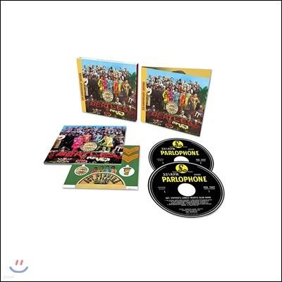 The Beatles (비틀즈) - Sgt. Pepper's Lonely Hearts Club Band [발매 50주년 기념 2CD 에디션]