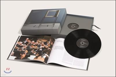 Simon Rattle 베토벤: 교향곡 전곡집 - 사이먼 래틀, 베를린 필하모닉 (Beethoven: Symphony Nos.1-9) [10 LP]
