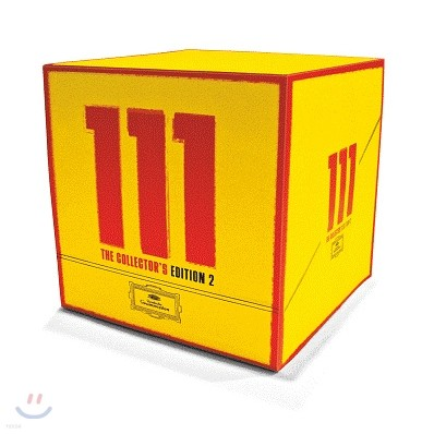 DG 111주년 기념반 : 콜렉터스 에디션 2 (56CD 한정반)