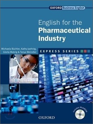 English for Pharmaceutical Industry : Student Book and Multi-ROM Pack