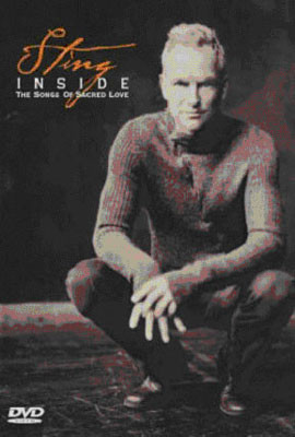 Sting - Inside : The Songs of Sacred Love