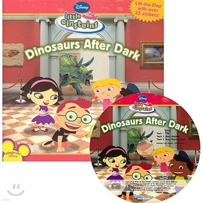 Disney Little Einsteins Early Reader Dinosaurs After Dark (Book + CD)