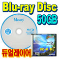 [��ε�]��緹�� ����̾� 6��� 50GB BD-R DL SLIM 1��