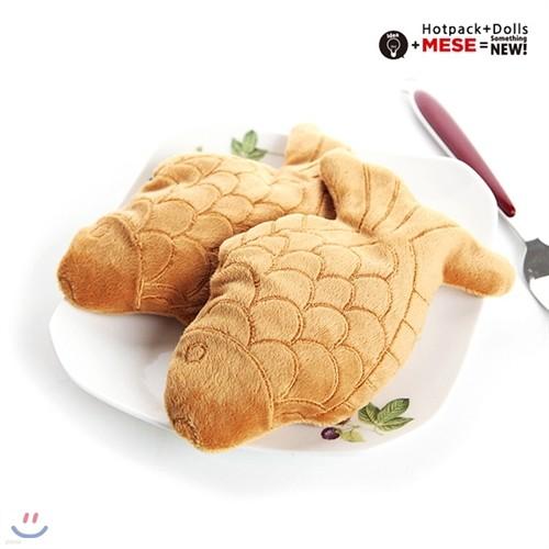 핫팩인형_붕어빵 팥빵/밀알 아로마향 봉재인형/전자랜지용 손난로 인형