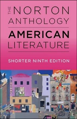 The Norton Anthology of American Literature, 9/E (전2권)