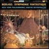 Dimitri Mitropoulos 베를리오즈: 환상 교향곡 - 디미트리 미트로풀로스, 뉴욕 필하모닉 (Berlioz: Symphonie Fantastique) [LP]