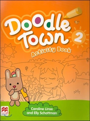 Doodle Town 2 : Activity Book
