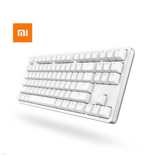 정품 샤오미 기계식 한글 키보드 A/S가능 MK01