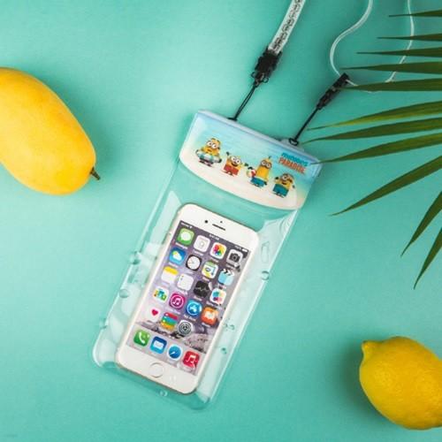 미니언즈 스마트폰 방수팩