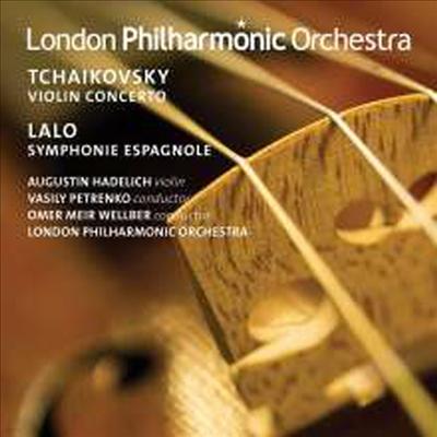 차이코프스키: 바이올린 협주곡 & 랄로: 스페인 교향곡 (Tchaikovsky: Violin Concerto & Lalo: Symphonie Espagnole, Op. 21) - Augustin Hadelich