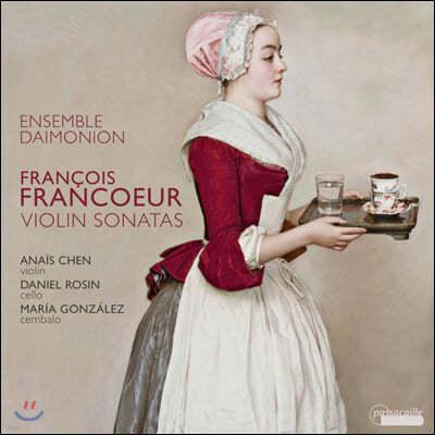 Ensemble Daimonion 프랑퀘르: 바이올린 소나타 작품집 - 앙상블 다이모니온 (Francois Francoeur: Violin Sonatas)