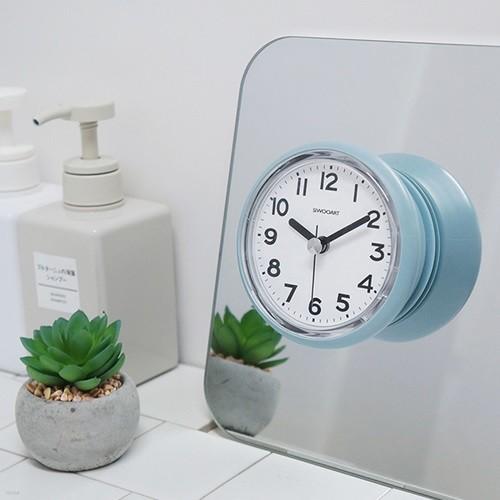 시우아트 베이직욕실방수시계(6color)