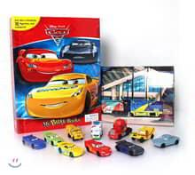 [예약판매] Disney Cars 3 My Busy Book 디즈니 픽사 카3 비지북