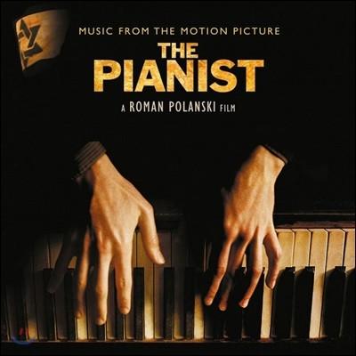 로만 폴란스키의 '피아니스트' 영화음악 (The Pianist OST - Performed by Janusz Olejniczak 야누스 올레니작) [레드 컬러 디스크 2 LP]