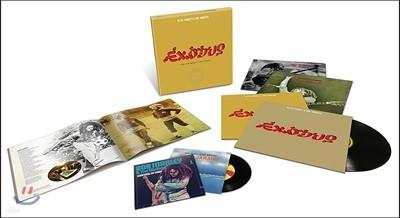 Bob Marley & The Wailers (밥 말리 & 더 웨일러스) - Exodus 40: The Movement Continues [발매 40주년 기념 6 LP 슈퍼 디럭스 에디션]